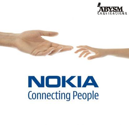 Sheet Music - Nokia Signature Tune Theme