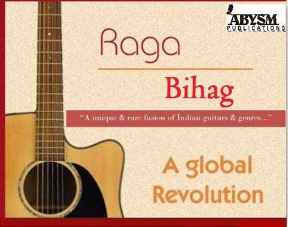 Sheet Music - Raga Bihag | Guitar, Piano, Ragas, Notes, Lesson, Tabs,Raag,Lesson