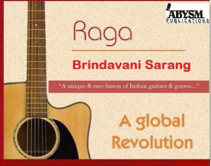 Raga Brindavani Sarang (Brindabani) | Notations, Taans, Ragas, Tabs, Guitar Notes
