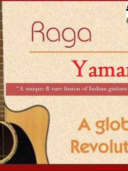 Raga Yaman (Sheet Music) Guitar Tabs,Notes, Kalyani,Ragas,Raag,Piano
