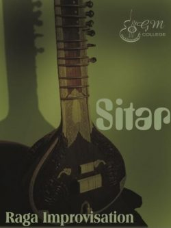 Sitar Raga Improvisations Book